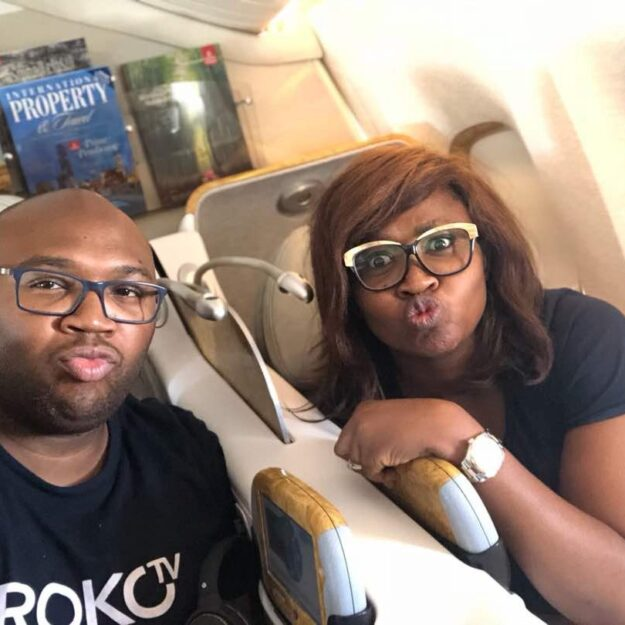 iRokoTV boss, Jason Njoku and wife contract COVID-19