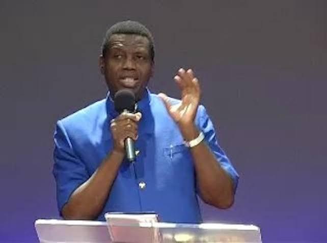 """It's Either We Restructure Nigeria Or We Break Up"" – Pastor Adeboye Tells President Buhari 1"
