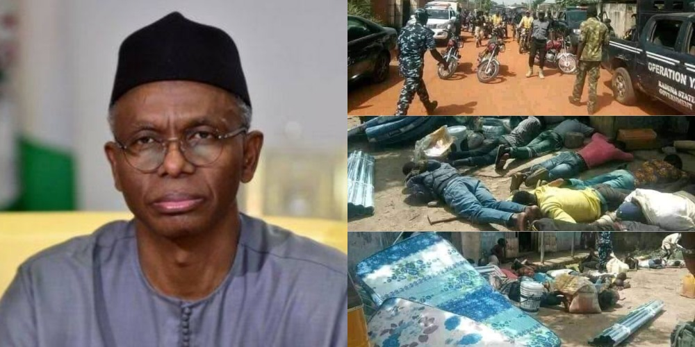 Kaduna: Governor El-Rufai Orders House-To-House Search Of Looted COVID-19 palliatives 1