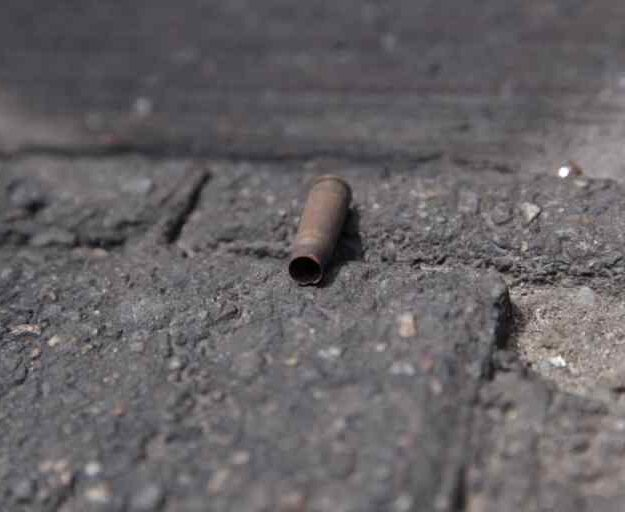 Lagos Panel Recovers Bullet Shells at Lekki Shooting Scene (Video)