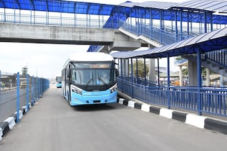 EndSARS: Lagos bus service suspends operations until further notice