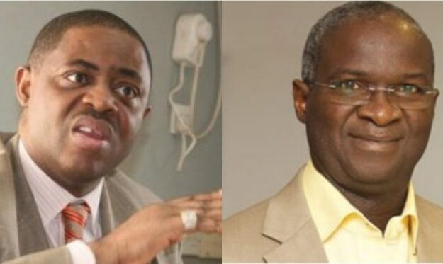 Lekki shooting: Fani-Kayode attacks Fashola for removing hidden camera at Tollgate