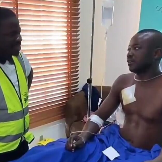 "#LekkiMassacre: ""A Soldier Shot Me at Lekki"" – Eyewitness And Survivor Shares Sad Experience (Photo)"