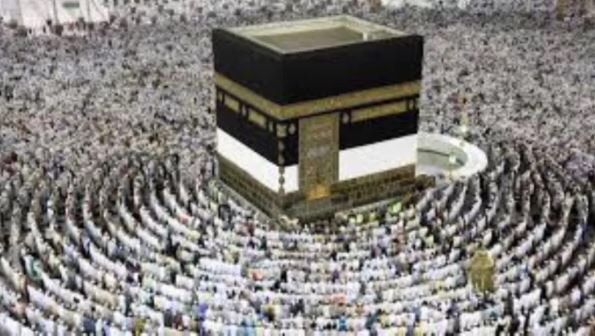 Man Goes Wild, Rams His Car Into Mecca's Grand Mosque