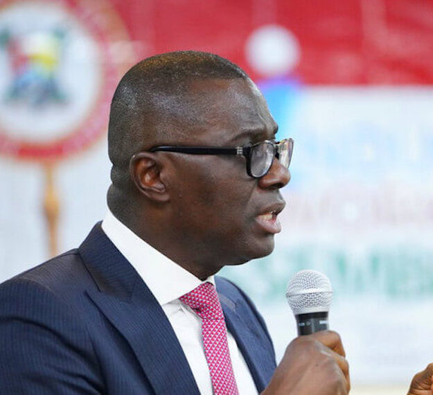 Men In Military Uniform Were At Scene Of Lekki Shooting, Governor Sanwo-Olu Reveals