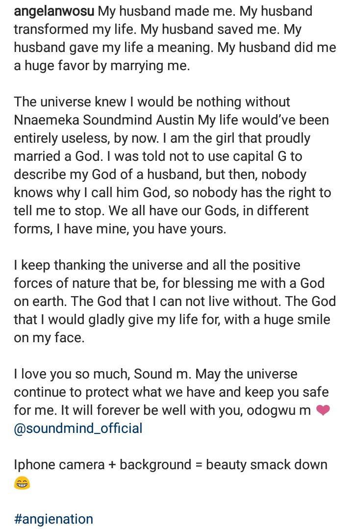 Love therapist, Angela Nwosu