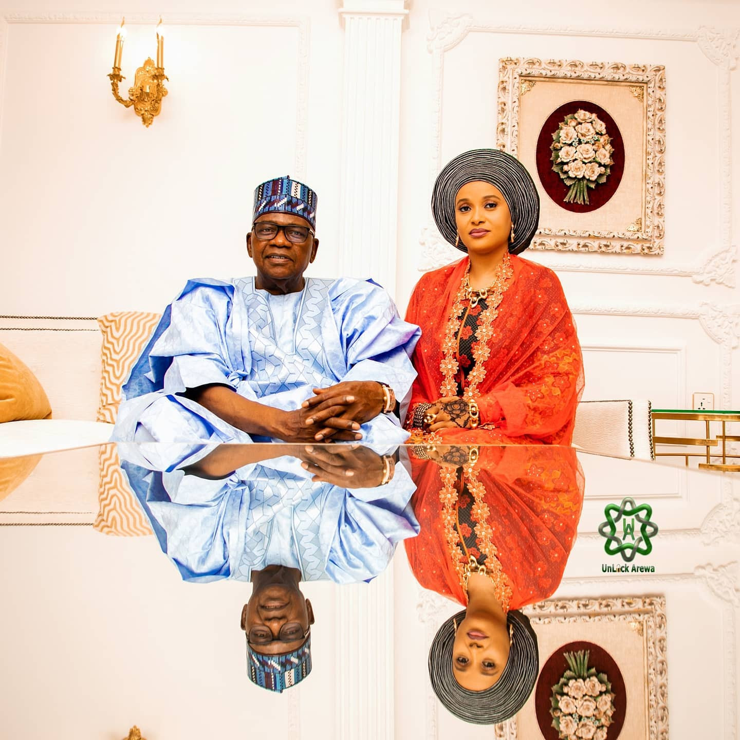 Goje marries beautiful lady after death of his wife