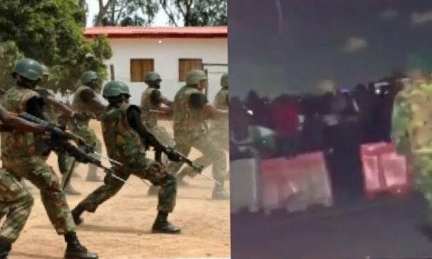 Nigerian Soldiers Involved In Lekki Massacre Dumped Eight Bodies In Bonny Camp Clinic