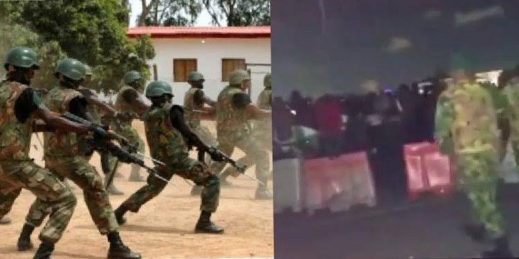 Nigerian Soldiers Involved In Lekki Massacre Dumped Eight Bodies In Bonny Camp Clinic 1
