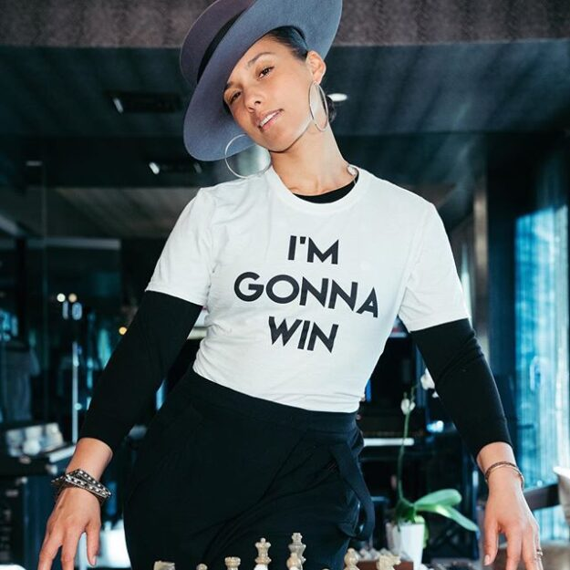 Nigerians, don't give up – Alicia Keys
