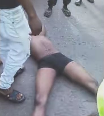 Oh No! Stray Bullet Allegedly Kills Trader In Enugu As Security Operatives Disperse COVID-19 Palliatives Looters