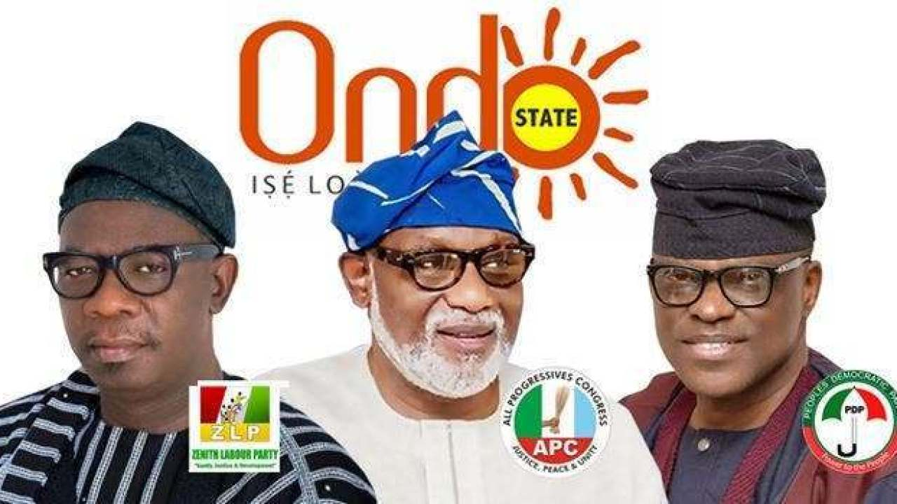 Ondo Election: CTA Charges Electorates To Vote Candidate Of Their Choice