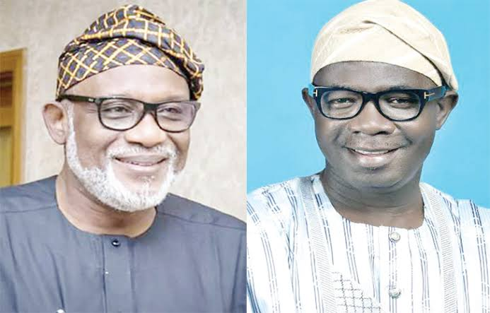 Ondo: Gov Akeredolu Pays Me N12m, But He Collects Separate N750m, N150m Monthly - Ajayi 1
