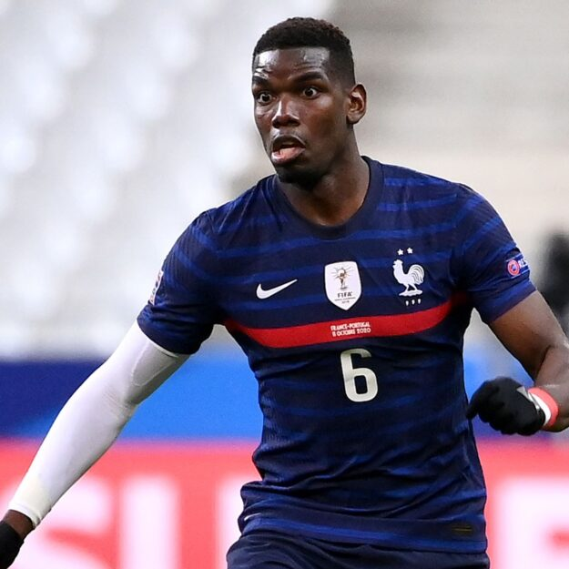Pogba Reacts to Reports Of Quiting France Team Over President's Comment About Islam