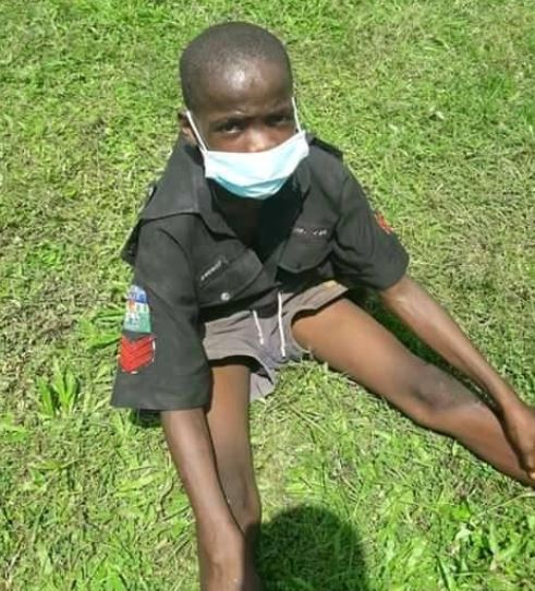 Police Arrest 11-year-old Boy Who Reportedly Joined Hoodlums To Attack Edo Police Station And Declared Himself IGP