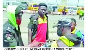 Police Recruit OPC To Guard Stations
