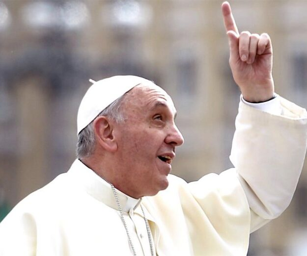Pope Francis allays fears of heaven by non-believers