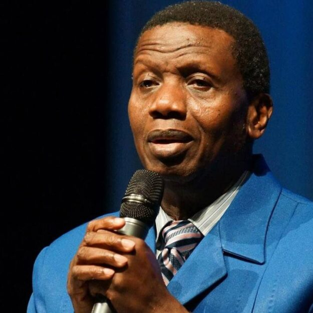 RCCG Declares 30-day Fasting For Nigeria From Nov 1