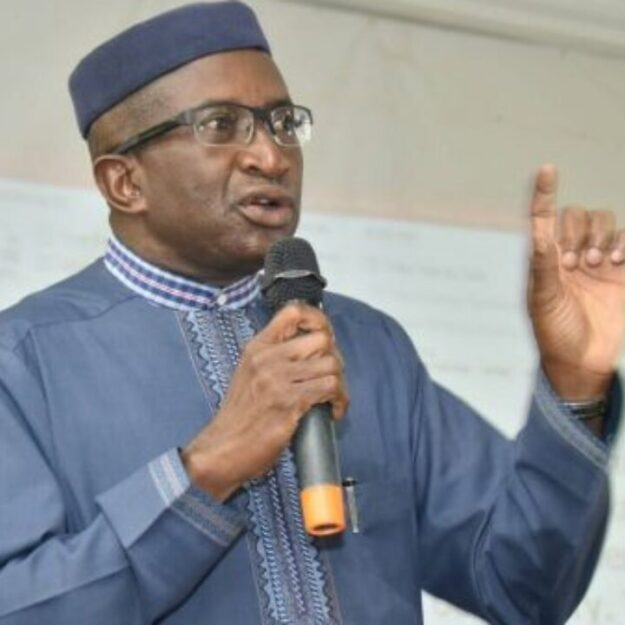 'Return My Late Father's Judges Robes' – Ndoma-Egba Begs Mob Who Invaded His House