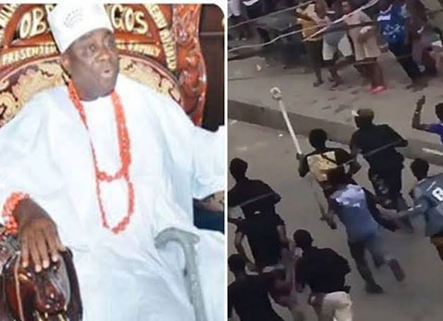"""Return Oba Of Lagos' Staff Of Office Or Face The Consequences"" – Akinshemoyin Warns"