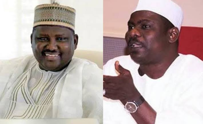 Senator Ali Ndume Reportedly Submitted Forged Documents To Bail Maina From Prison 1