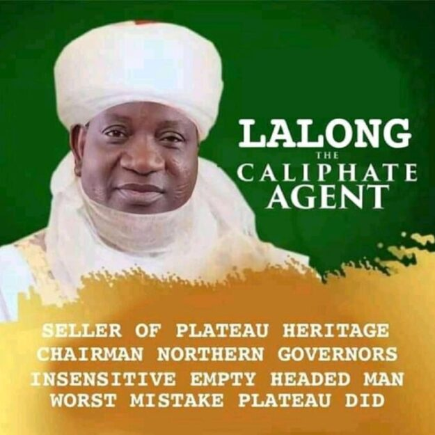 Shame As Governor Lalong Starves His Citizens
