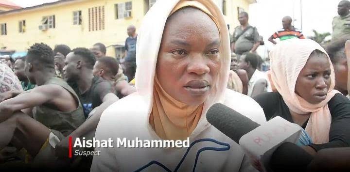 """""""Soldiers Arrested Me On My Way To Buy Food Stuffs In Lagos"""" – Mother Of Four Cries Out [Video] 1"""