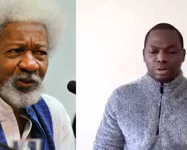 Soyinka Condemns Adeyinka Grandson's Video Asking Igbo People To Leave Yorubaland