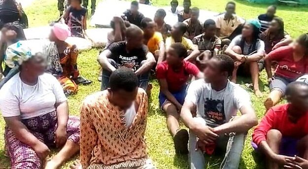 Suspected looters of Abuja NYSC camp arrested soldiers