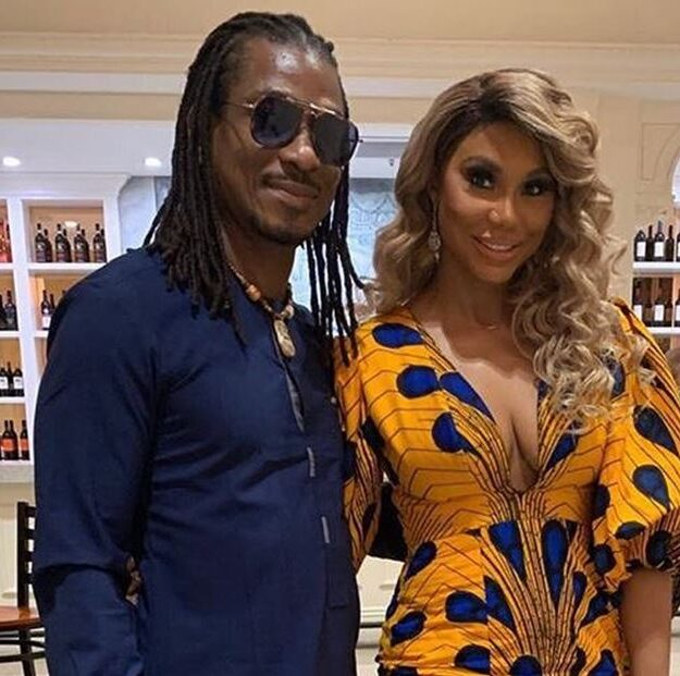 Tamar Braxton Reacts After She Was Accused Of Attacking Ex-boyfriend David Adefeso