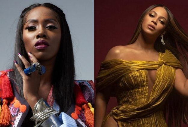 Tiwa Savage replies Beyonce's mum