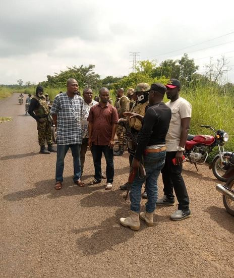 Tragedy As Gunmen Kill Police Officer, Motorcyclist In Benue