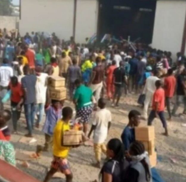 Tragedy As Three Women Are Trampled To Death As Thugs Loot Abuja Palliative Warehouse