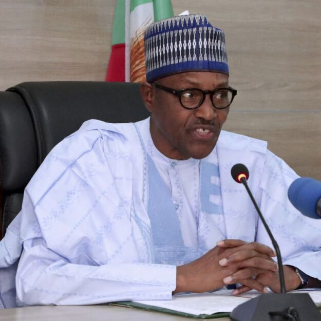 """Turn Back Children Who Bring Looted Goods Home"" — Pres. Buhari Urges Parents"