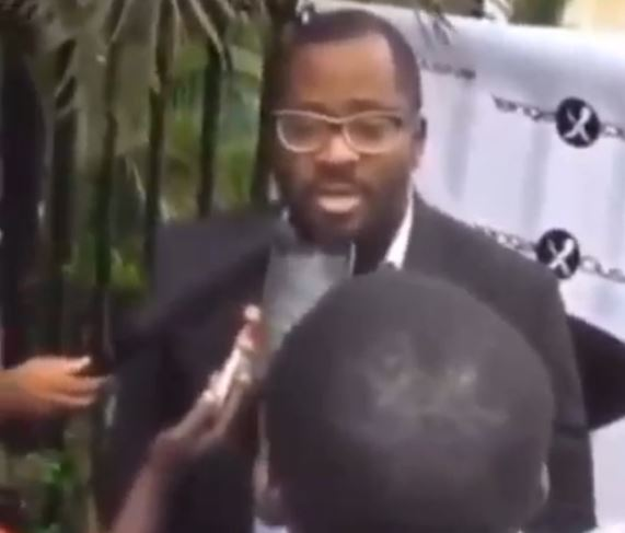 Video Of Desmond Elliot Admitting That Social Media Was Very Instrumental To His Victory After Getting Elected Surfaces Online