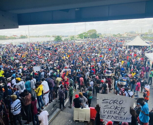 """We Will Start Another Protest If Soldiers Who Killed Lekki Toll Gate Protesters Are Not Arrested In 15 Days"" – Group Tells FG, Army"