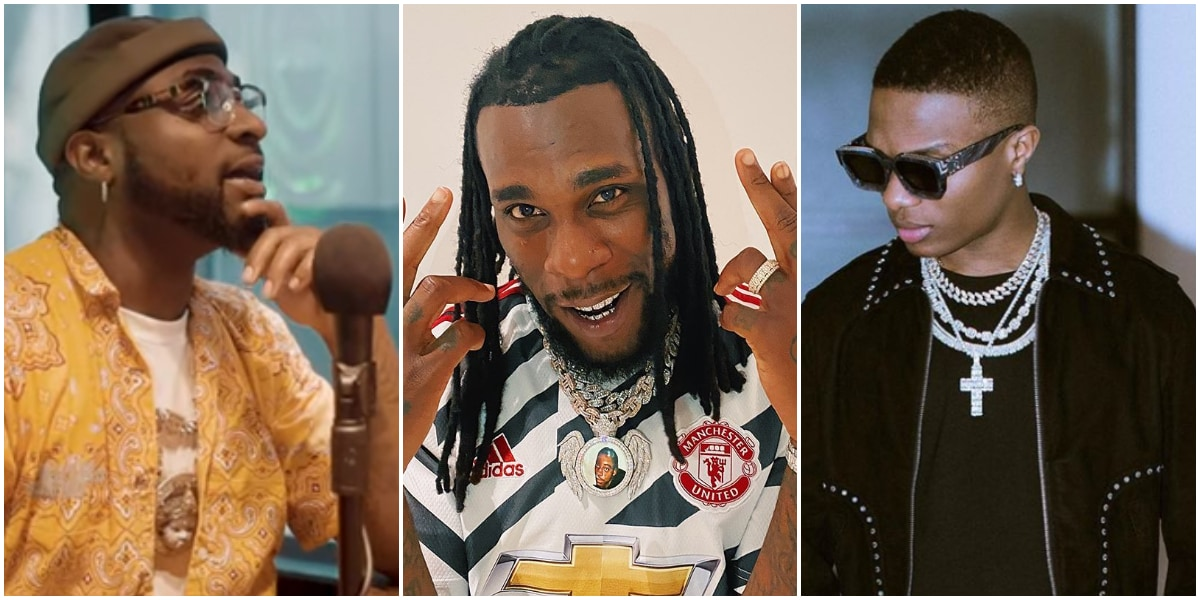"""Wizkid And Burna Boy Cannot Gang Up Against Me And Succeed"" - Davido [Video] 1"