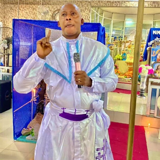 """You lied"" – Angry CCC Prophet Reacts To Adeboye's Comment On Oshoffa"