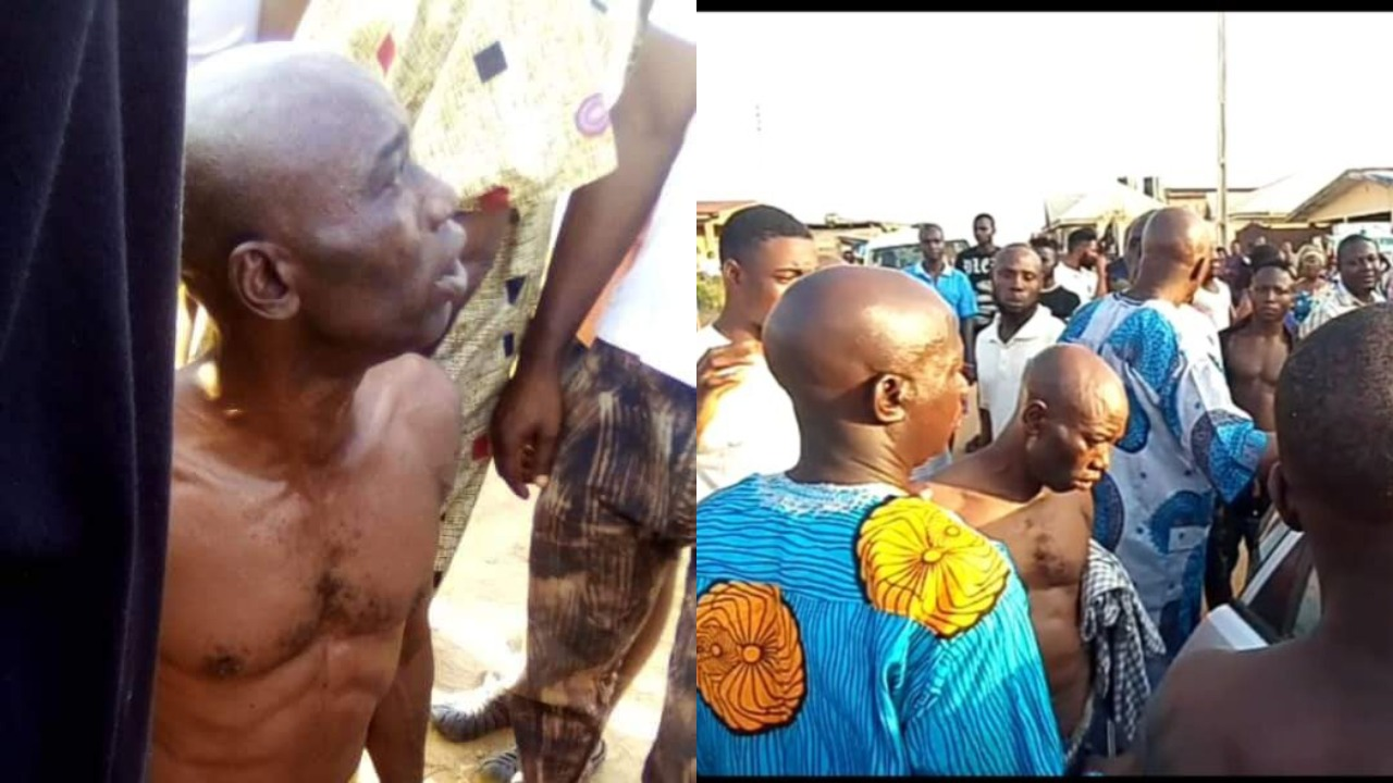 50-Year-Old Man Caught Red-Handed Rαping His Neighbour's 10-Year-Old Daughter In Ondo 1
