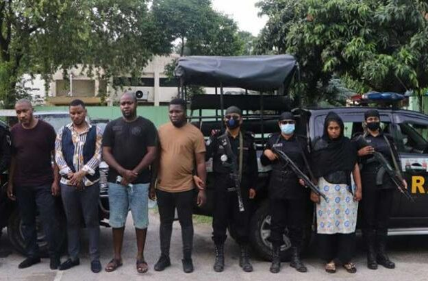 66 Nigerians jailed in Bangladesh for fraud