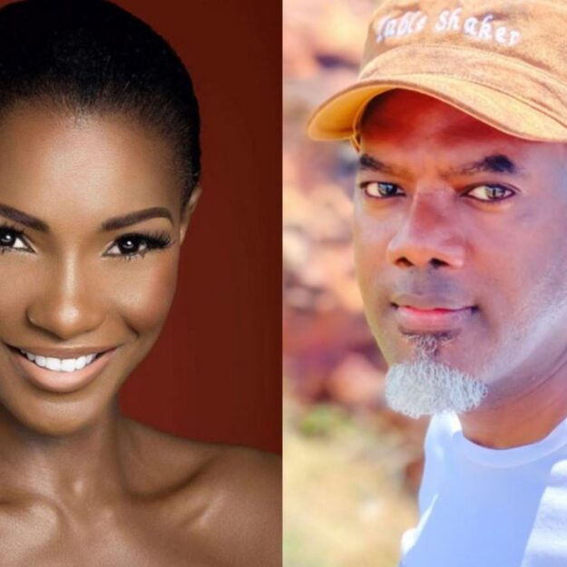 """Agbani Darego Did Not Bleach Or Surgically Enhance Herself"" – Reno Omokri Says"