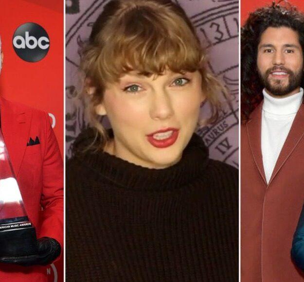 AMA 2020: Taylor Swift, The Weeknd win big (See full winners list)