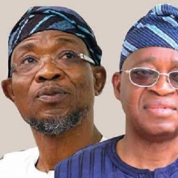Anxiety In Osun As Aregbesola And Oyetola Fix The Same Day For APC Events