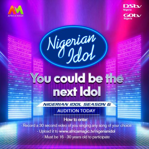 Audition for Nigerian Idol Season 6 begins: How to enter