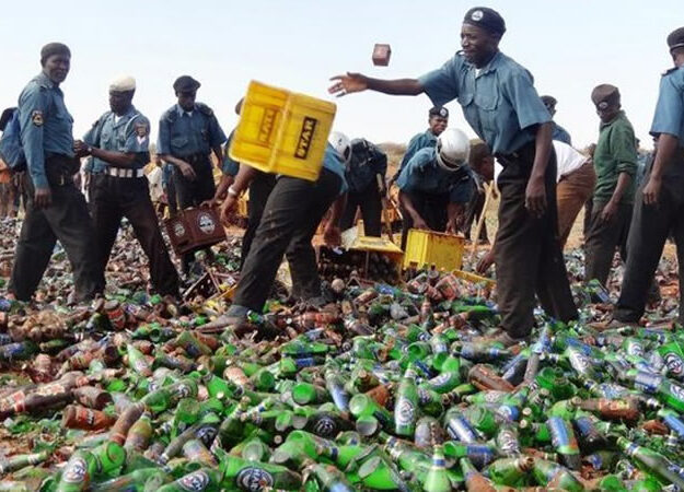 Beer Distributor Who Lost Over N35m To Hisbah After His Goods Were Destroyed In Kano Tells His Story