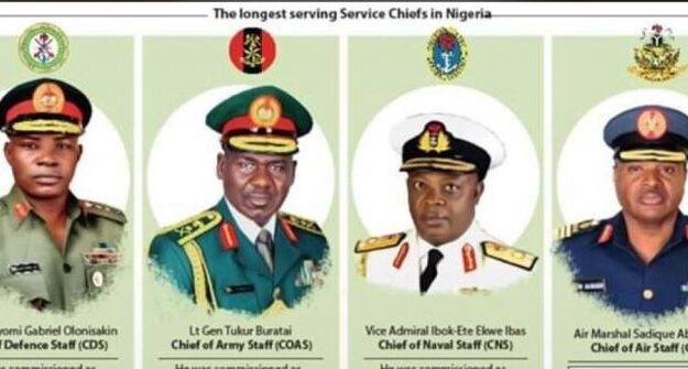 Borno massacre: Outrage as Nigerians demand sack of Service Chiefs