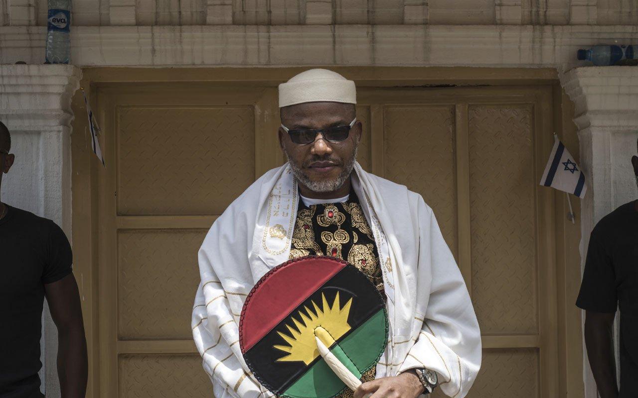 """""""Call Nnamdi Kanu To Order, He Incites Violence In Nigeria"""" – Igbo Group Tells UK, Israel 1"""