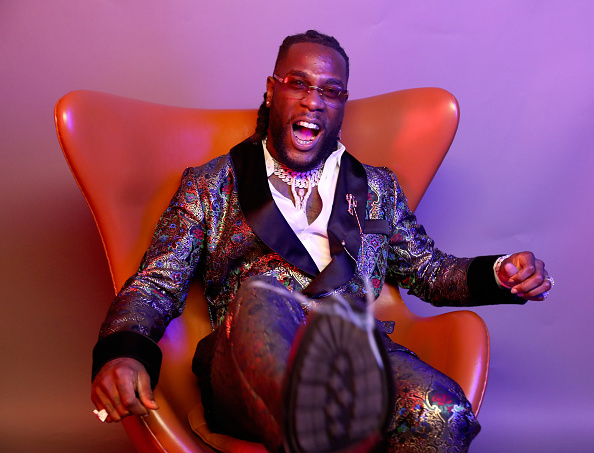 Check Out Burna Boy's Grammy Award Challengers