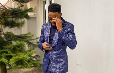 Check out dapper pictures of Ebuka