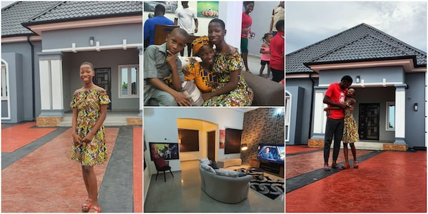 Child Comedienne, Emmanuella Surprises Her Mom With Beautiful New House [Photos] 1
